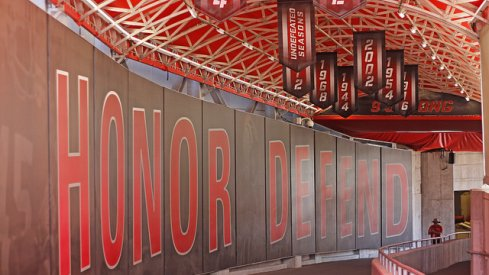 Our Honor Defend: Ohio State generated $167,166,065 in 2014-15 revenues.