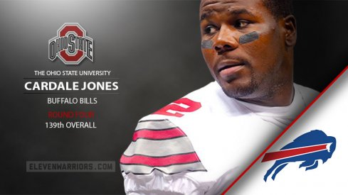 Cardale Jones drafted.