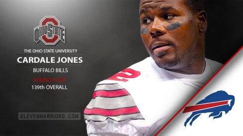 Cardale Jones drafted.