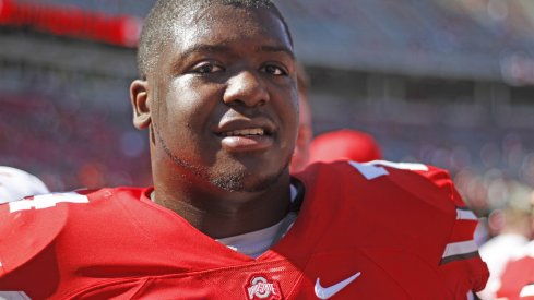 Jamarco Jones is officially Ohio State's starting left tackle.