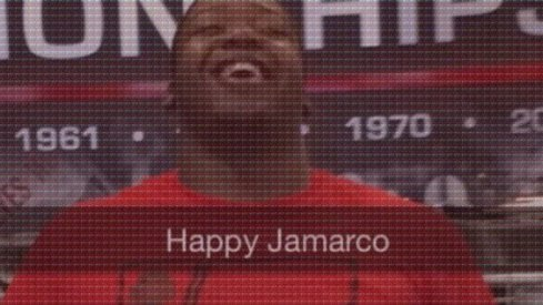HAPPY JAMARCO IS HAPPY FOR THE APRIL 21ST 2016 SKULL SESSION