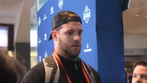 Examining the best NFL fits for Ohio State tackle Taylor Decker.