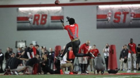 Five NFL landing spots for Ohio State wide receiver Braxton Miller.