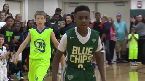 LeBron James Jr dominated the King James Classic in Northeast Ohio over the weekend