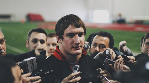 Joey Bosa is throwing it back for the April 28th 2016 Skull Session