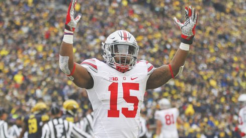 Ezekiel Elliott is charged for the April 29th 2016 Skull Session.