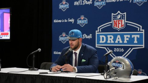 Video interviews from the first round of the 2016 NFL Draft.