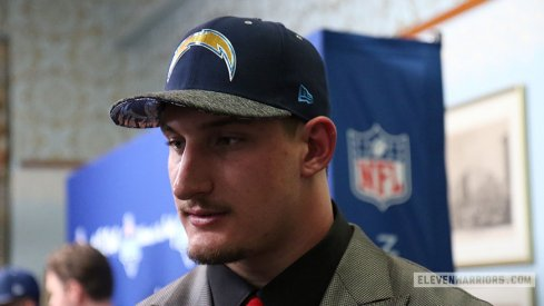 Joey Bosa is headed to San Diego after initially fearing he'd fall out of the top 10.