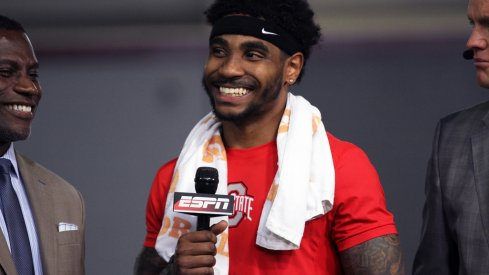 Braxton Miller will likely go on Day 2 of the NFL Draft.