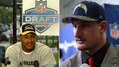 Will Smith and Joey Bosa were the top picks of their respective Buckeye draft classes.