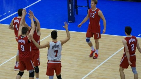 Ohio State Men's Volleyball to the NCAA Championships
