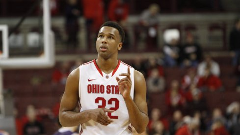 Trevor Thompson is officially back at Ohio State for his junior season.