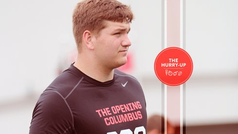 Ohio State commitment Josh Myers will be at The Opening in Columbus