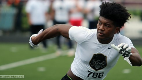 Antjuan Simmons earned an invite to The Opening