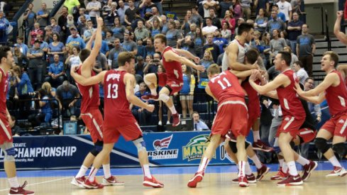 The Ohio State men's volleyball team wins its first national title since 2011.