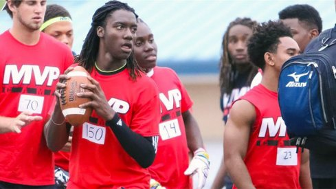 """Emory Jones got his """"Dream Offer"""" from Ohio State today."""