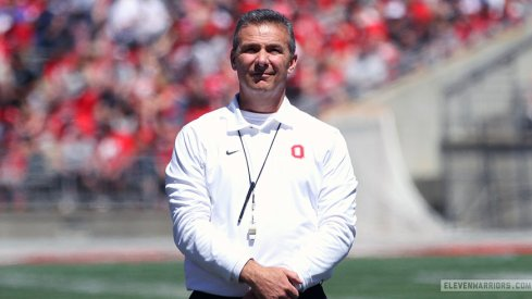Urban Meyer is looking into the future for another quarterback.