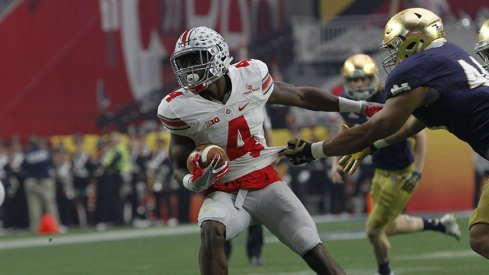 Ohio State opens as favorites over Michigan, but two-score underdogs against Oklahoma.