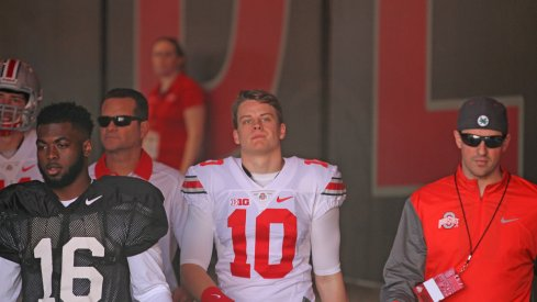 J.T. Barrett and Joe Burrow