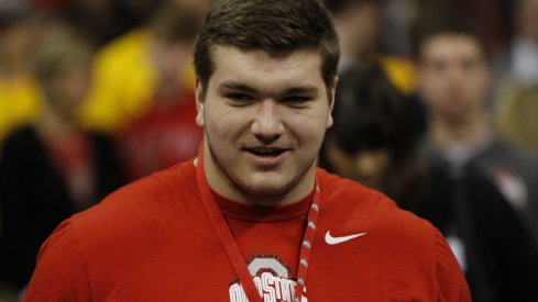 Josh Myers is a key cog in Ohio State's top-ranked recruiting class.
