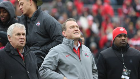A pair of Ohio State 2016 signees are not worried about the staff transition at their future school.