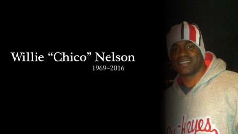 Chico Nelson, dead at 46.