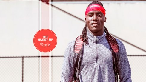 Emory Jones is now the man at quarterback for Ohio State in 2018.