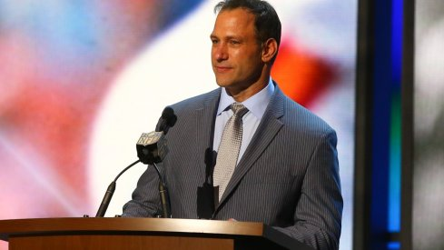 Chris Spielman leaving ESPN for Fox.
