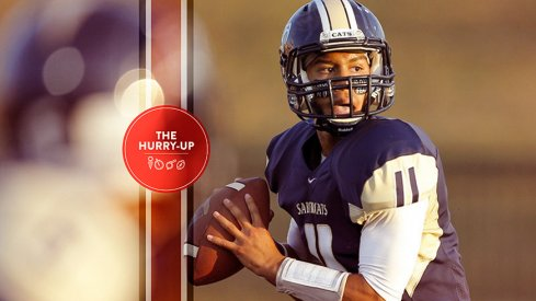 Ohio State's latest 2018 quarterback offer, Casey Thompson