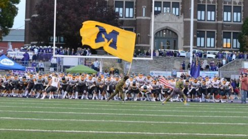 Cincinnati Archbishop Moeller is one of the top programs in the state.