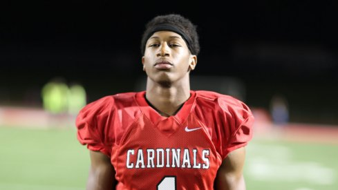 Colerain defensive back Amir Riep