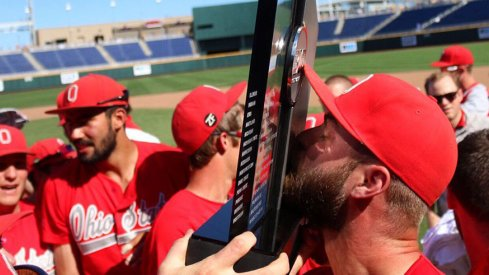 Ohio State is your 2016 Big Ten Baseball Tournament champion.