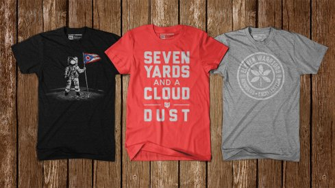 Free shipping on Eleven Warriors Dry Goods today.