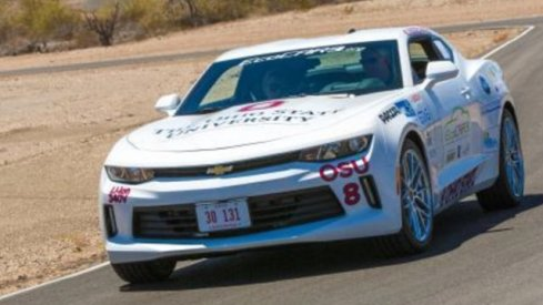 Ohio State Redesigns 2016 Chevrolet Camaro, Defends Title at EcoCAR 3