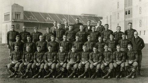 The 1923 Ohio State University football team