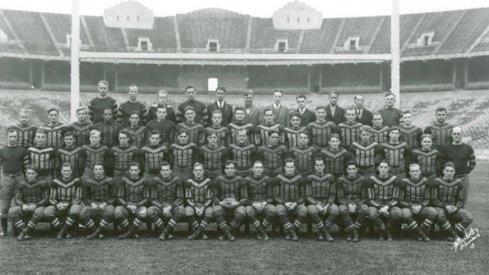 The 1927 Ohio State Buckeyes football team