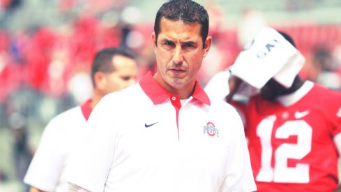 Luke Fickell is ready for another year as Ohio State's defensive coordinator.