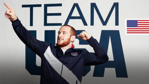 Kyle Snyder is Ohio State's 2016 Male Athlete of the Year.