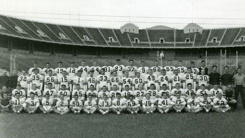 The 1936 Ohio State University football team