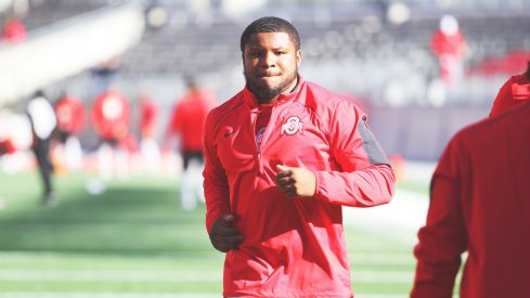Mike Weber doing what is necessary to come close to the expectations put in place for him at Ohio State.