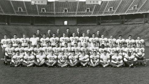 The 1947 Ohio State University football team