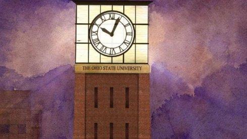 Big Buck: Ohio State's new clock.
