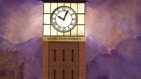 Big Buck: Ohio State's new clock.