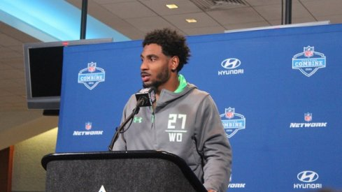 Braxton Miller training with chip on his shoulder in Texas