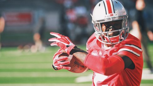 Dontre Wilson will make a bid to lead Ohio State in all-purpose yards this fall.