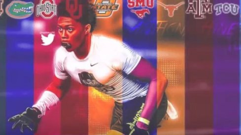 Anthony Hines includes Ohio State in his Top 10.