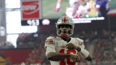 J.T. Barrett is a top recruit from Ohio State's 2013 class.