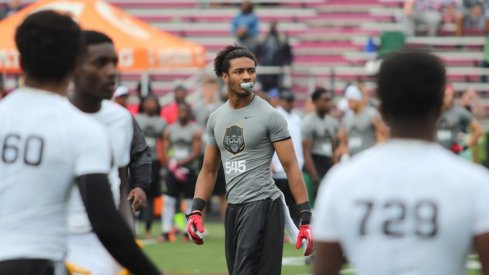 Jaelen Gill doesn't seen to be in a hurry to commit.