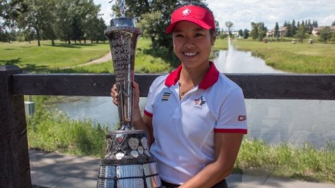 Jaclyn Lee wins Albert Ladies Amateur Championship
