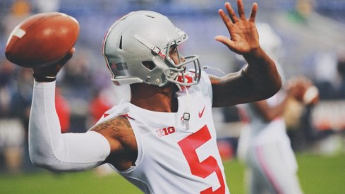 After some debate, Braxton Miller leads the Urban Meyer Era All-Star team as the quarterback.
